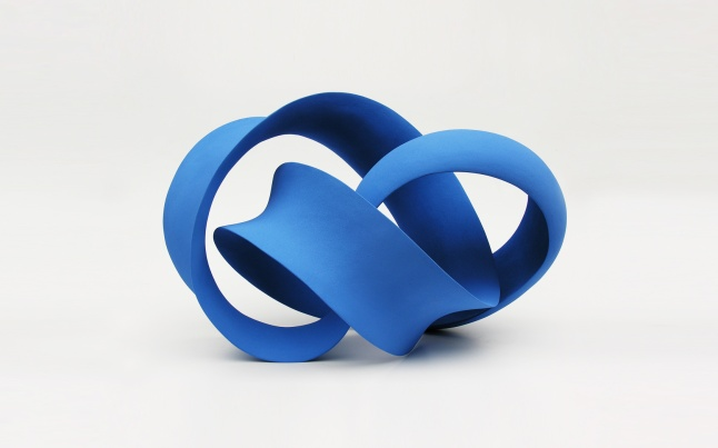 Blue-twisted-loop
