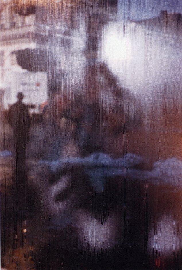 Saul Leiter - Street Scene, 1959